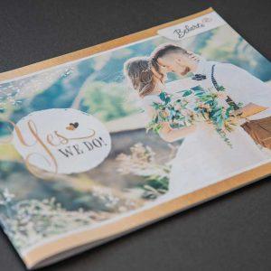 Druckhaus Menne - Einladungskarte mit Fotodruck