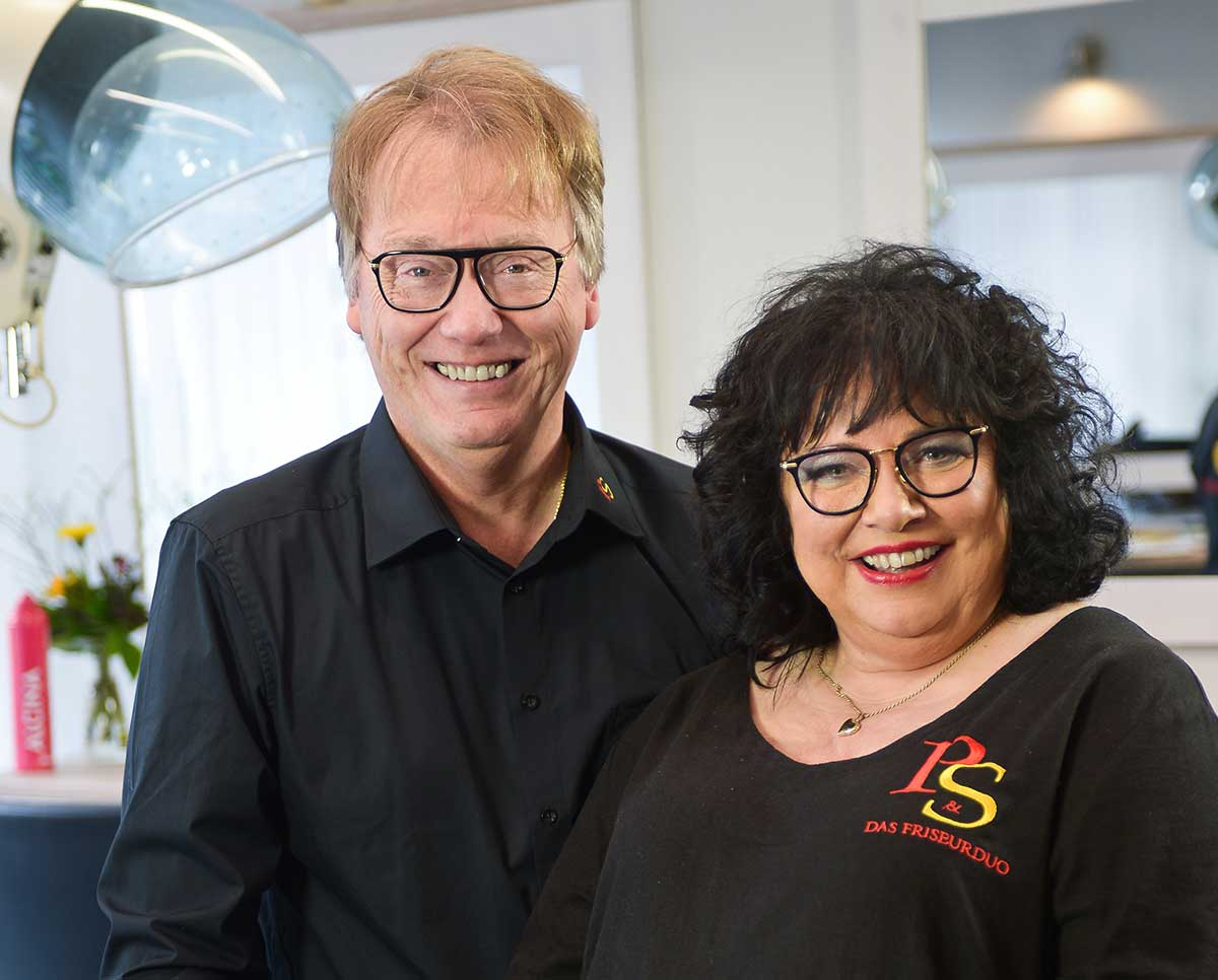 P&S Das Friseurduo - Jörn und Doris Seemann