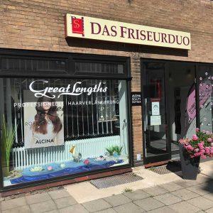 P&S Das Friseurduio - Ladengeschäft