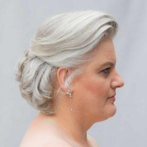 P&S Das Friseurduo - Festliche Hochsteckfrisur kurze Haare