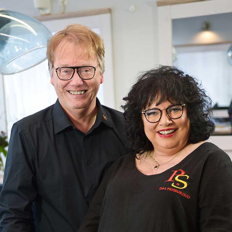 P&S Das Friseurduo - Inhaber Jörn und Doris Seemann