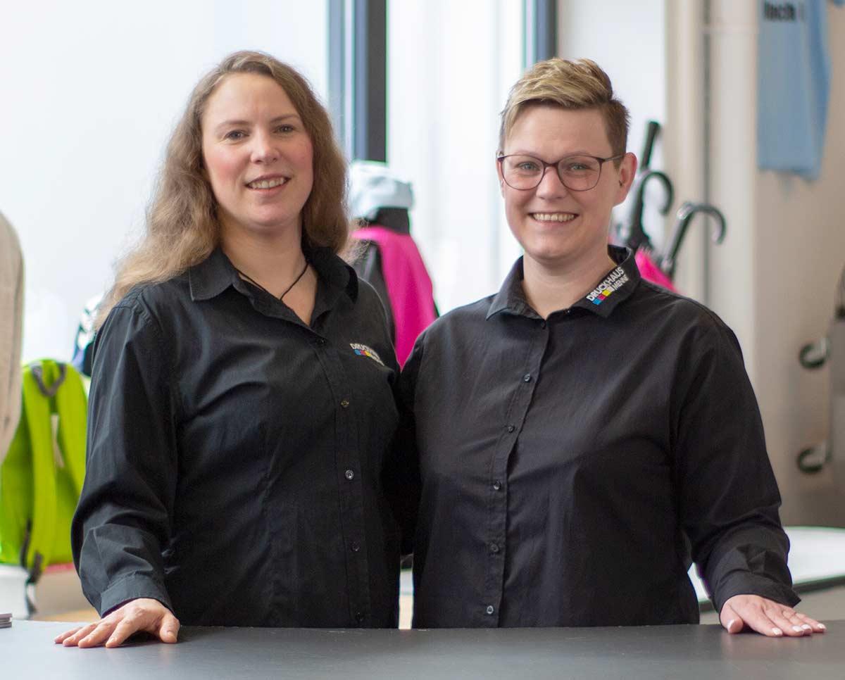 Druckhaus Menne - Das Team für Textildruck