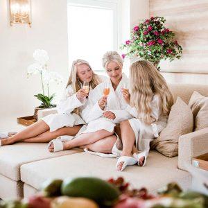 Just Celebrate | Spa-Atmosphäre im Hotel Hanseatischer Hof